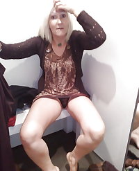 a very sexy grandmother