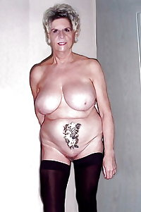 MY GRANNY AUNT WITH A DEMON TATTOO