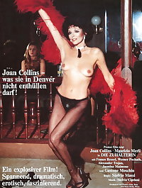 Joan Collins - The ultimate GILF