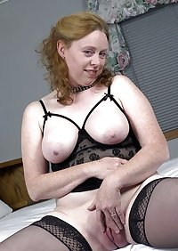 Horny Matures In Stockings 62