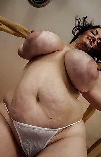 danica danali bbw busty woman