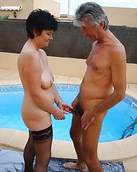 Mature Married Couple