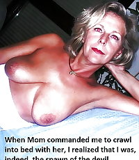 Mommy taboo captions