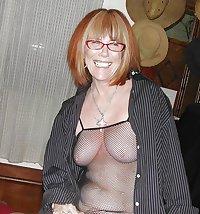 Grandma horny and fat - Oma geil und fett - 162