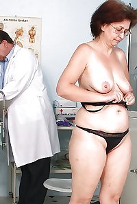 Oldpussyexam - old pussy exam - doctor