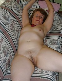 Hairy Moms And Grandmas 13