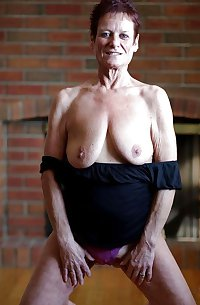 Amateur grannies so horny