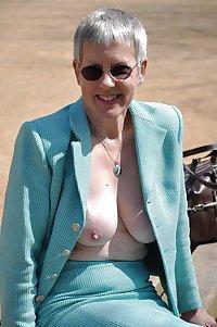 Amateur grannies so horny