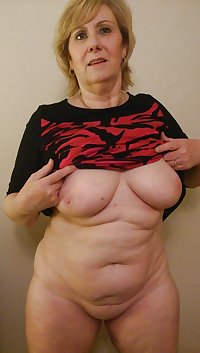 Sexy Birmingham Granny