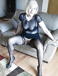 Just catch a horny Granny (160)