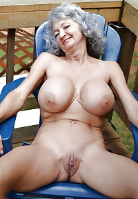 Granny Gash GILF's - 69 ( get it?) by JH