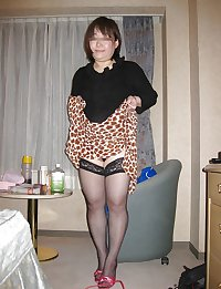 Amateur 48 years old Housewife love stocking