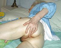 granny  josee    back from hospital   she want  fuck