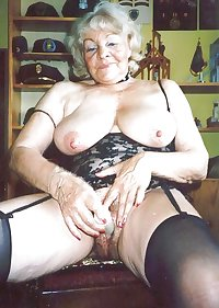 Matures and Grans with Toys 3