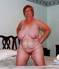 Nice Older Women Tits (White Edition) Vol. II