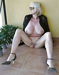 Granny Gash GILF's - 97 by JH