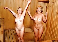 Horny older women 9.