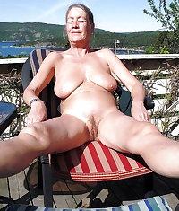 random nude grannies