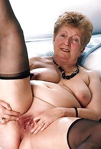Beautiful Older Woman!!!