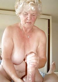 Matures, Grannies & Penis