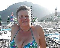 Big Tits Serbian Granny