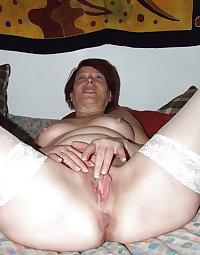 Super German Granny Rita GILF