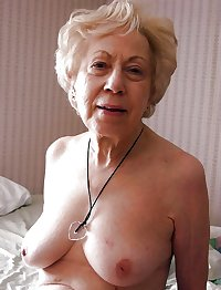 Grannies I jerk off to & want to fuck 1