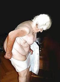 Gran granny mature old wrinkly 3
