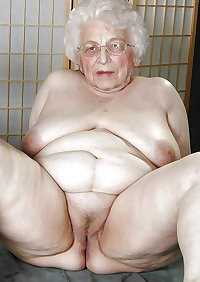 Gran granny mature old wrinkly 3