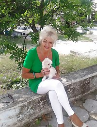 Gilf Granny Tanja from Serbia