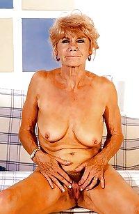 Sexy Granny Flossie