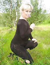 A russian slutty granny Viktoria.