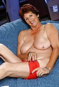 Grandma with big tits 3.