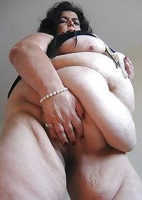 Grandma horny and fat - Oma geil und fett - 147