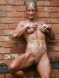 Who is she? I want more! Granny clit