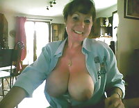 Anybody has or knows about this hot grandma?
