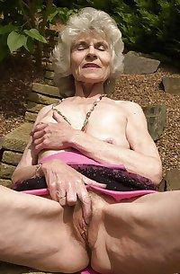 Mature older women naked videos